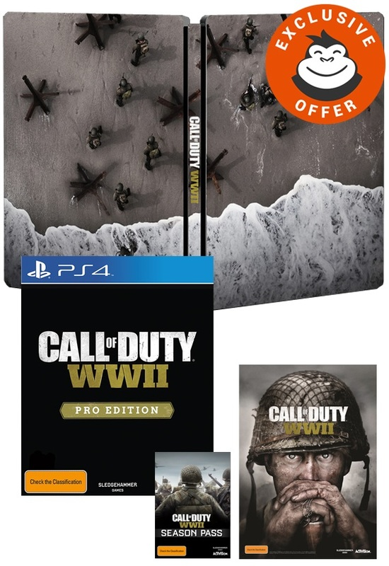 Call of Duty: WWII Pro Edition for PS4