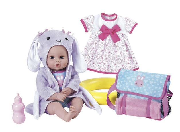 Adora: Bathtime Baby Gift Set (1+)
