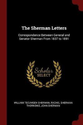 The Sherman Letters by William Tecumseh Sherman image