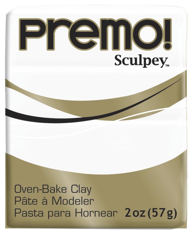 Sculpey Premo White (57g)
