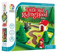Smart Games: Little Red Riding Hood - Puzzle Game