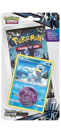Pokemon TCG Ultra Prism Checklane Booster: Alolan Sandshrew