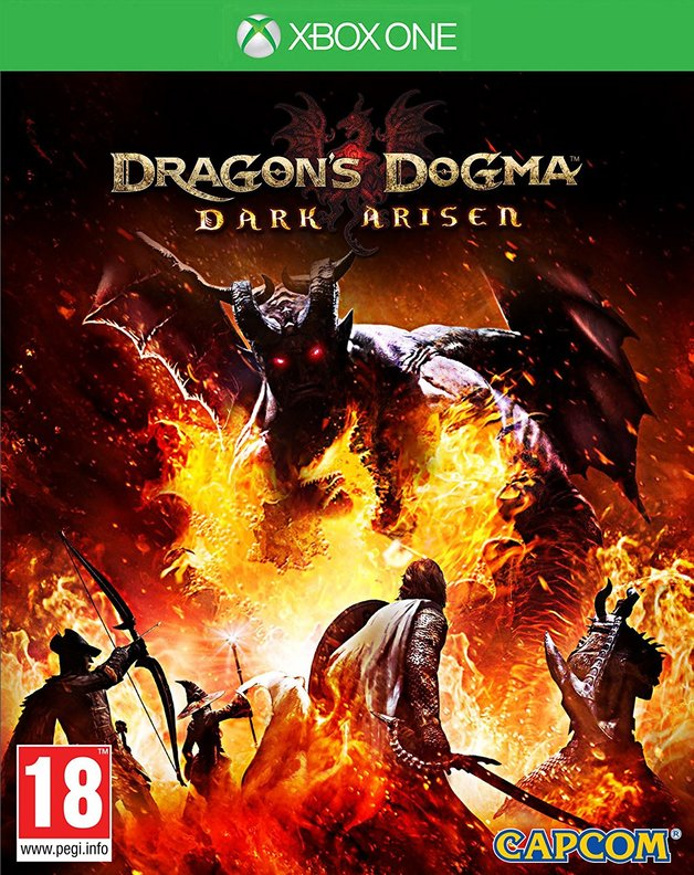 Dragon's Dogma: Dark Arisen HD for Xbox One