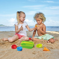 Hape: Ice Cream Shop - Beach Playset
