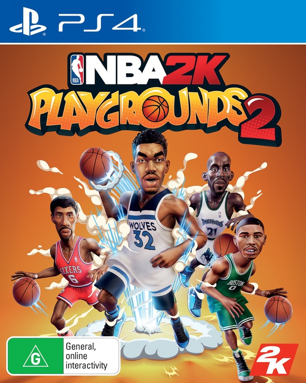 NBA 2K Playgrounds 2 for PS4