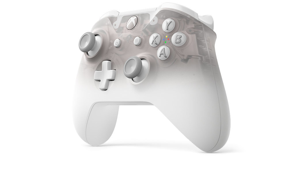 Xbox One Wireless Controller - Phantom White Special Edition for Xbox One image