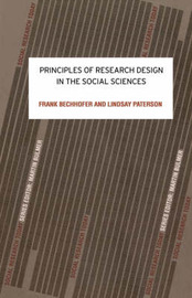 Principles of Research Design in the Social Sciences by Frank Bechhofer image