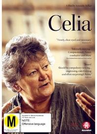 Celia on DVD