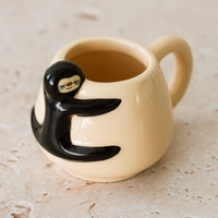 Cute Critters Espresso Mug Set