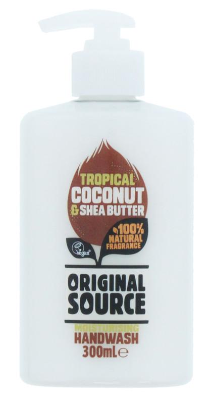 Original Source: Hand Wash Coconut & Shea Butter (300 ml)