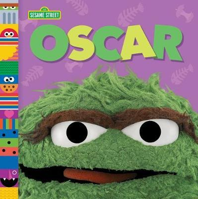 Oscar (Sesame Street Friends) by Andrea Posner-Sanchez