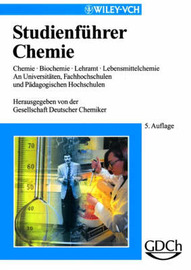Studienfuhrer Chemie 5a by VCH image