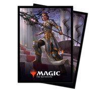 Ultra Pro: Magic The Gathering Deck Protector: Theros Beyond Death Elspeth, Sun's Nemesis image