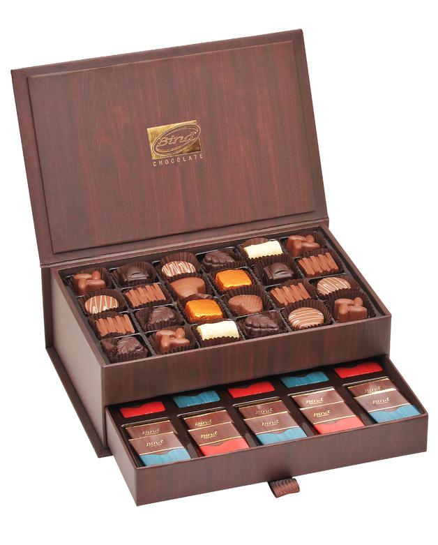 Bind Chocolates: Luxury Selection (450g)