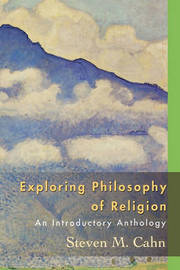 Exploring Philosophy of Religion by Steven M Cahn image
