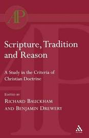 Scripture, Tradition and Reason image