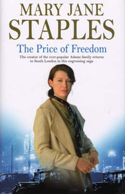 The Price Of Freedom by Mary Jane Staples