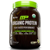 MusclePharm Plant Based Organic Protein - Vanilla (1.13kg)