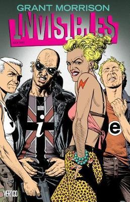 Invisibles Book Three by Grant Morrison