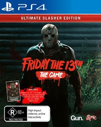 Friday the 13th: Ultimate Slasher Edition for PS4