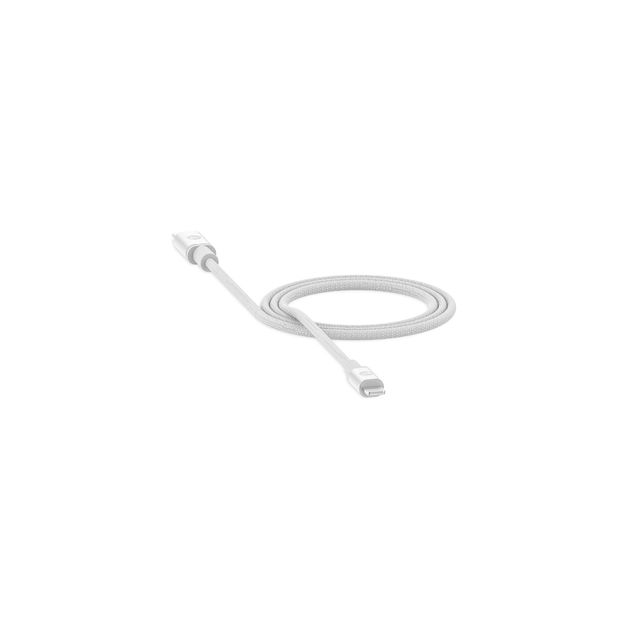 Mophie: USB-C to Lightning Cable 1M – White