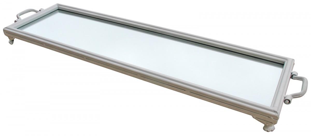 LaVida: Mirror Tray - White (Extra Long) image