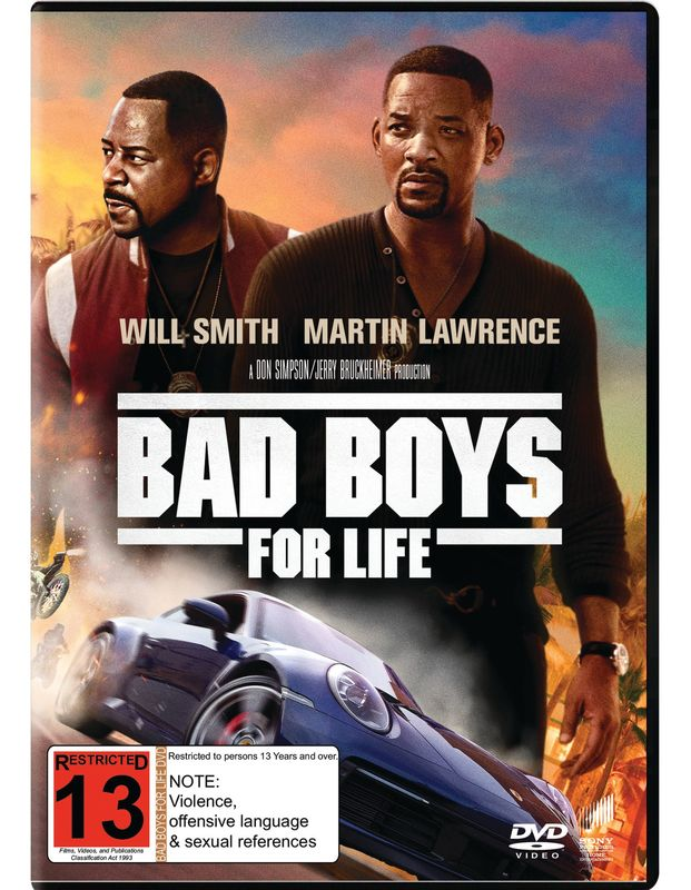 Bad Boys for Life on DVD