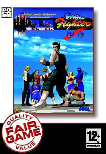 Virtua Fighter PC for PC Games