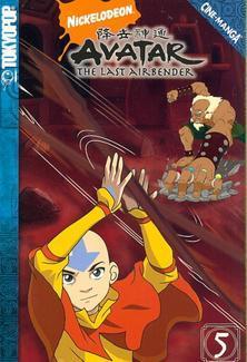 Avatar: v. 5 by Bryan Kanietzko