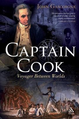 Captain Cook by John Gascoigne image