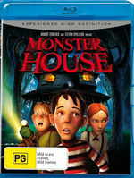 Monster House on Blu-ray