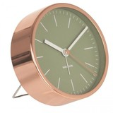 Karlsson Minimal Alarm Clock - Green