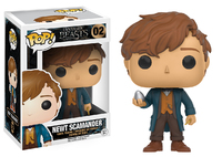 Fantastic Beasts - Newt Scamander Pop! Vinyl Figure