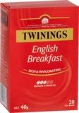 Twinings English Breakfast Tea (20 Bags)