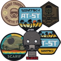 Star Wars Rogue One Patch (Assorted)