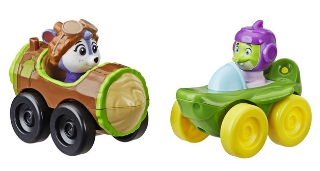 Top Wing: Shirley & Chomps - Racers 2-Pack