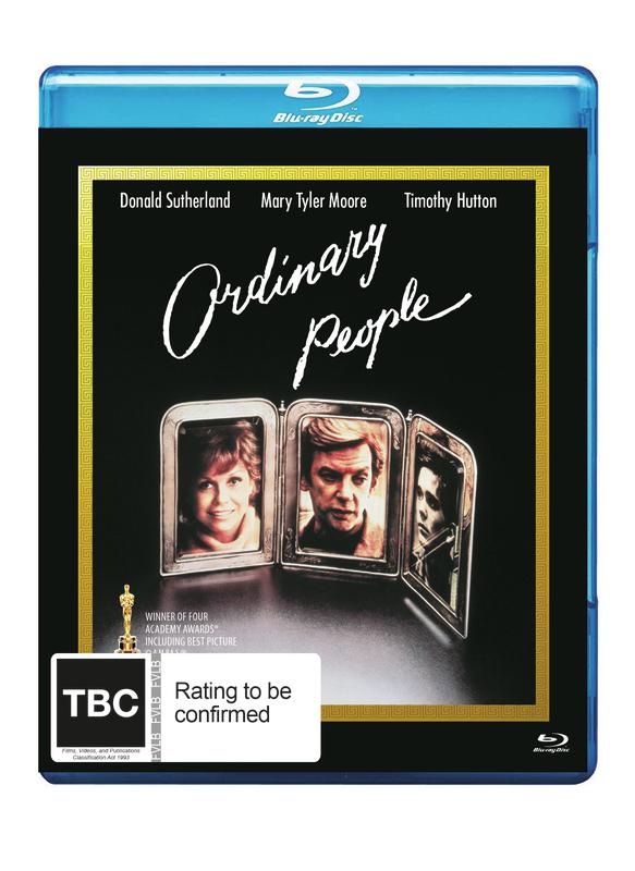 Ordinary People on Blu-ray