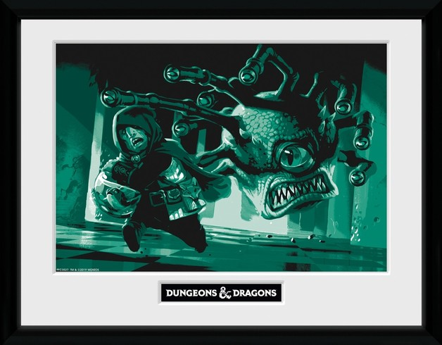 Dungeons and Dragons: Beholder - Collector Print (41x30.5cm)