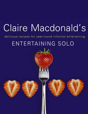 Entertaining Solo by Baroness Claire Macdonald image