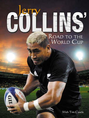 Jerry Collins' Road to the World Cup by Jerry Collins image