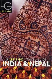 Let's Go India and Nepal by Let's Go Inc image