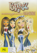 Bratz - Passion 4 Fashion: Diamondz on DVD