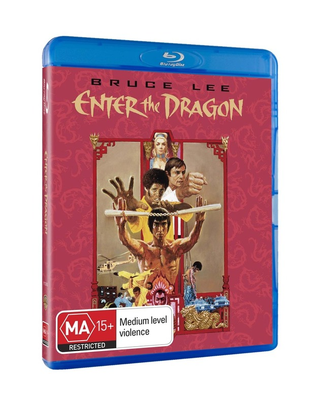 Enter The Dragon on Blu-ray