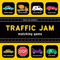 Traffic Jam Matching Game by Maria Van Lieshout