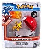 XY Pokémon Clip 'n Carry Poké Ball - Pikachu