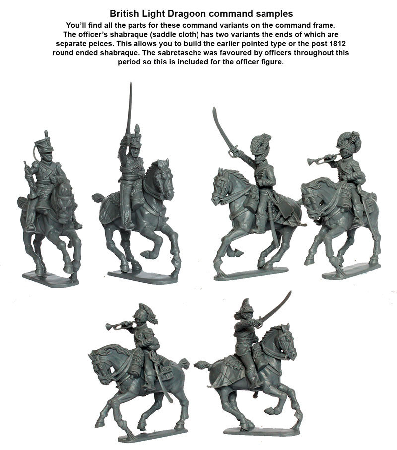 Napoleonic British Light Dragoons 1808-15 image