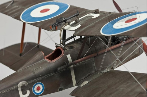 Wingnut Wings 1/32 SE.5A 'Hisso' Model Kit image