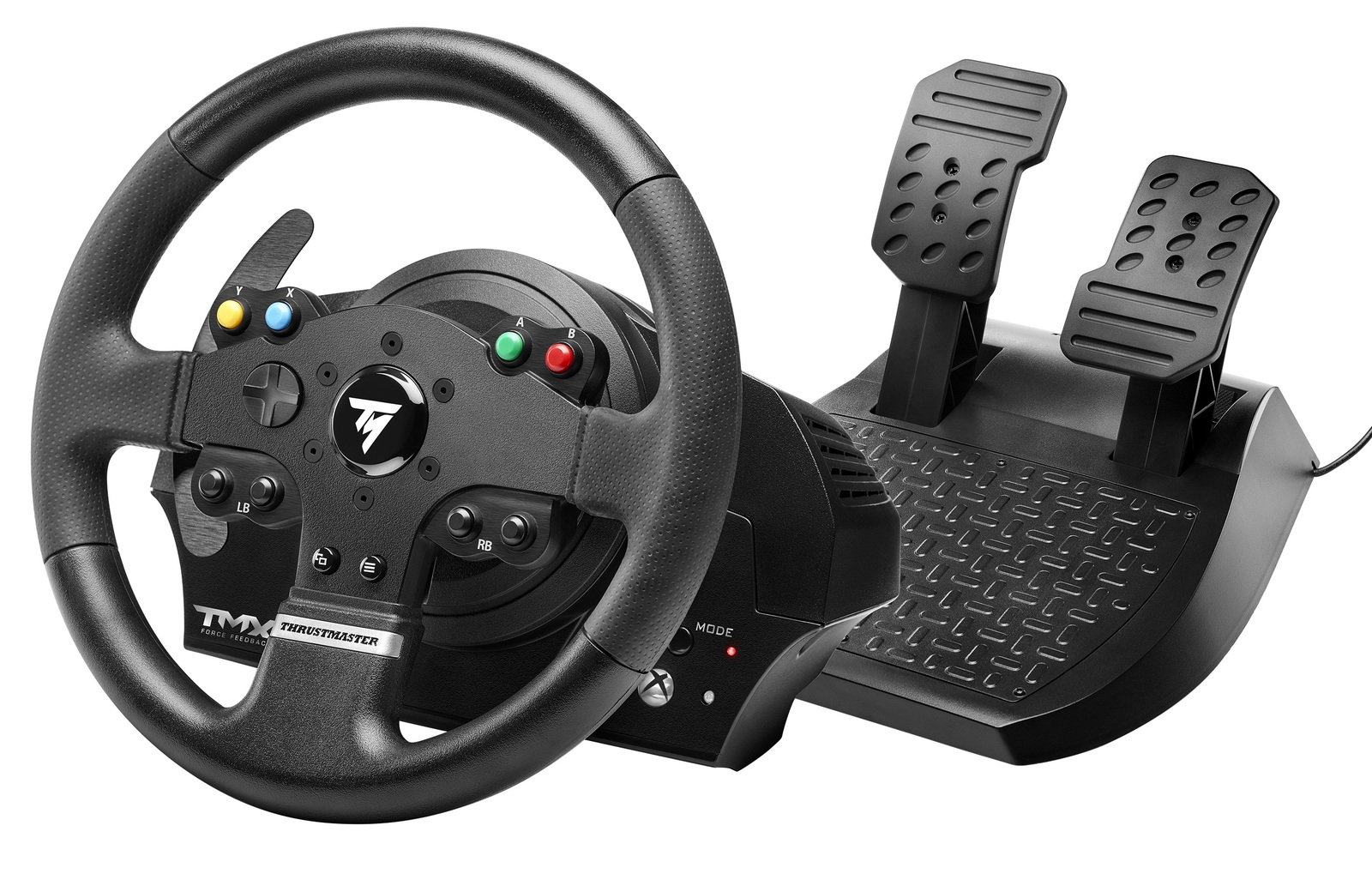 Thrustmaster Tmx Force Feedback Xbox One Pc Buy Now Ts Xw Racer New For Image