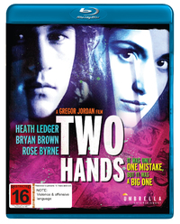 Two Hands on Blu-ray