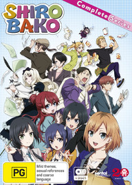 Shirobako: Complete Series - (Subtitled Edition) on DVD